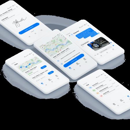 Driver app (transp)